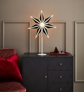 ADELE Csillagok táblája 45 H65 fekete-fehér small 0