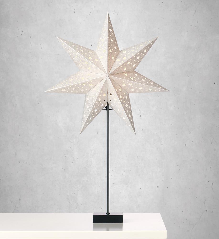 Solvalla Tablestar 69 cm ezüst
