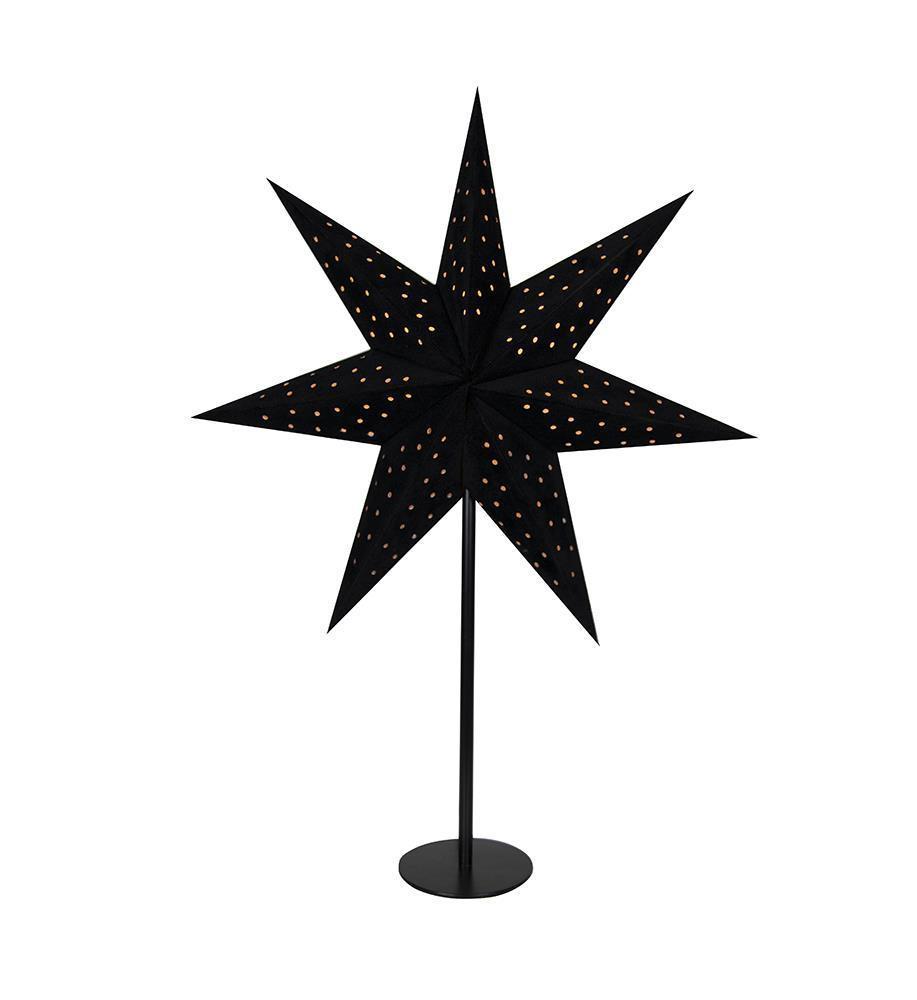 CLARA Table Star 45 fekete
