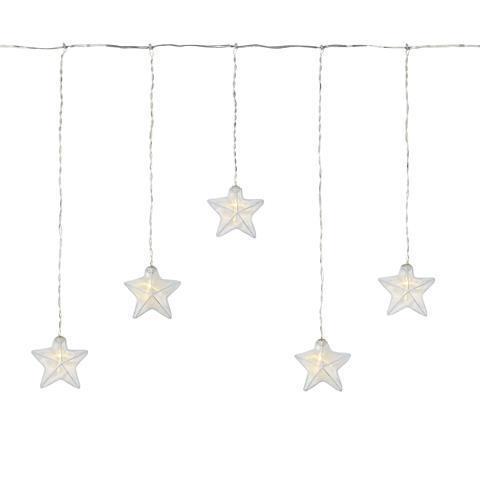 ISABELLA Icicle LED fehér csillag