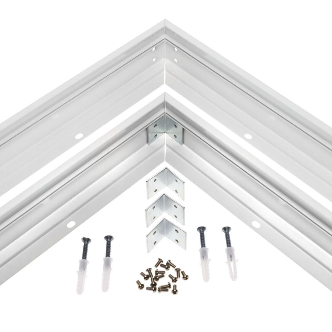 Felületre szerelhető keret. Algine 600 X600 lámpatest