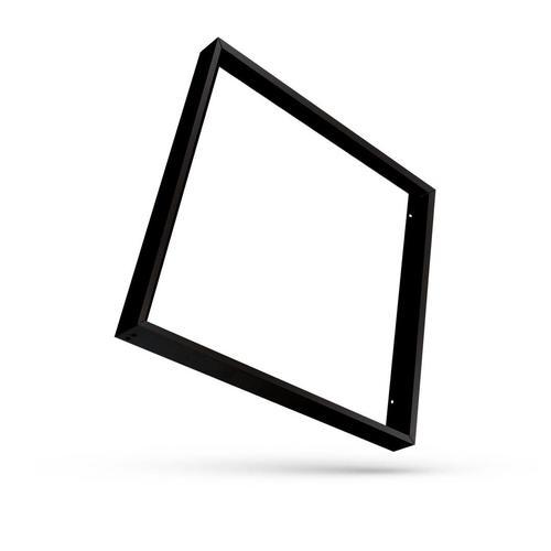 Felületre szerelhető keret Algine Line 600 X600 fekete