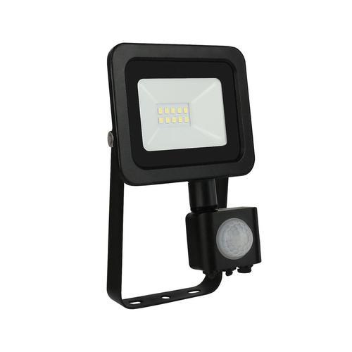 Noctis Lux 2 Smd 230 V 10 W Ip44 Nw fekete érzékelővel