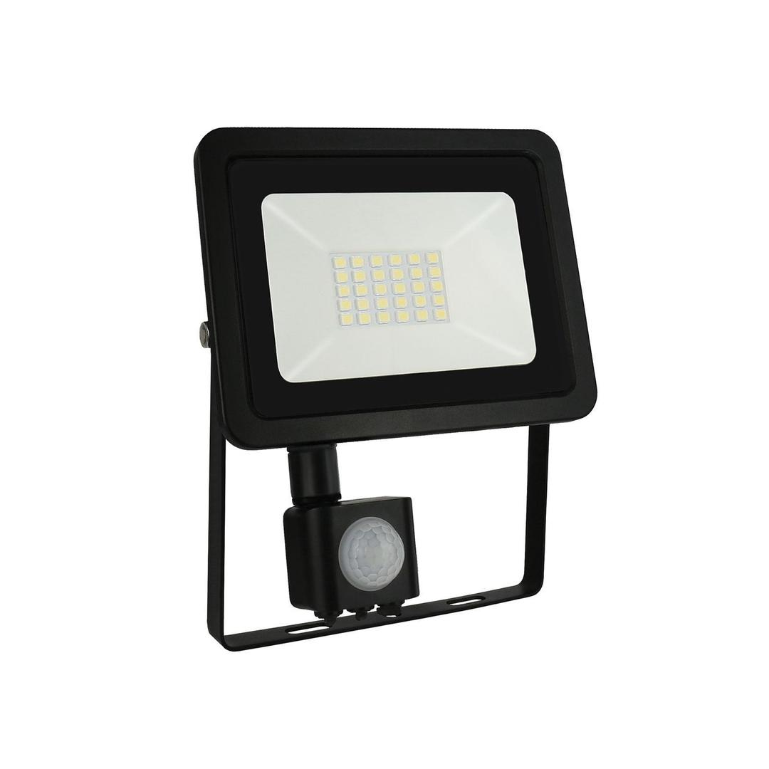 Noctis Lux 2 Smd 230 V 20 W Ip44 Nw fekete érzékelővel