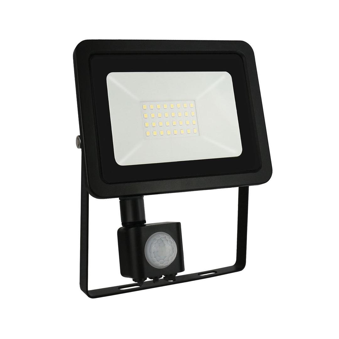 Noctis Lux 2 Smd 230 V 30 W Ip44 Cw fekete érzékelővel