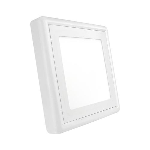 Algine Eco Ii Led Square 230 V 6 W Ip20 Cw Felületre szerelhető