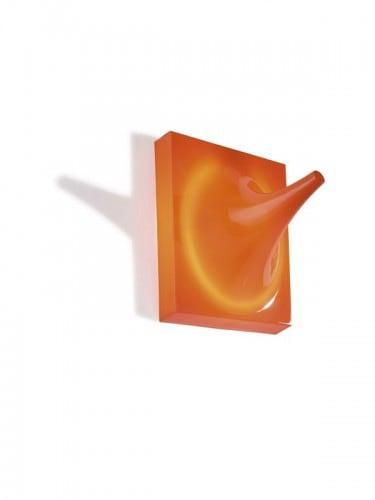 Falilámpa Alt Lucialternative Unikorn Narancs / Narancs