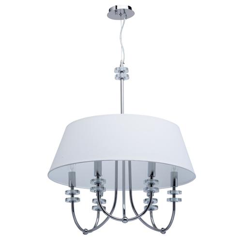Medál lámpa Palermo Elegance 6 Chrome - 386010206
