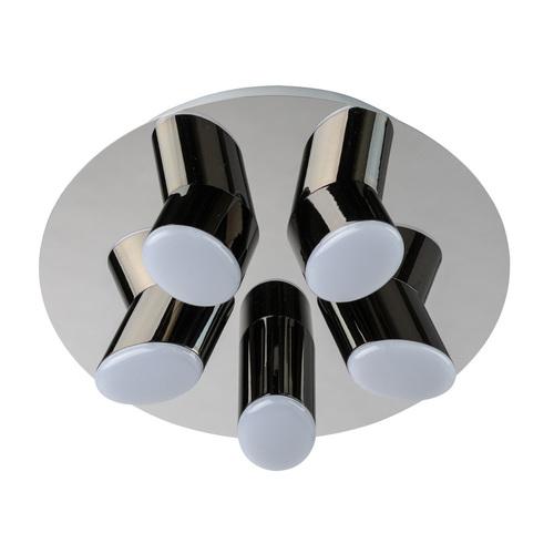 Flensburg Hi-Tech 5 króm medál lámpa - 609013605