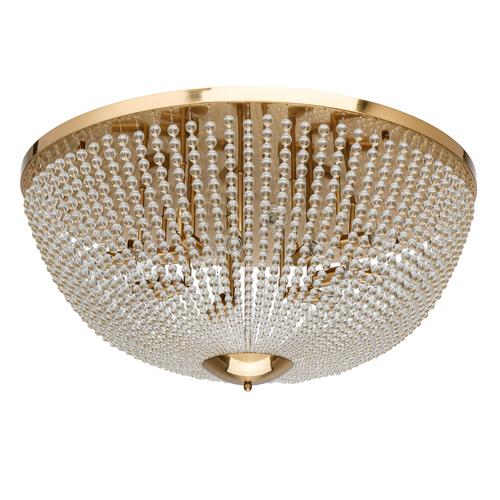 Venezia Crystal 15 sárgaréz mennyezeti lámpa - 111012815