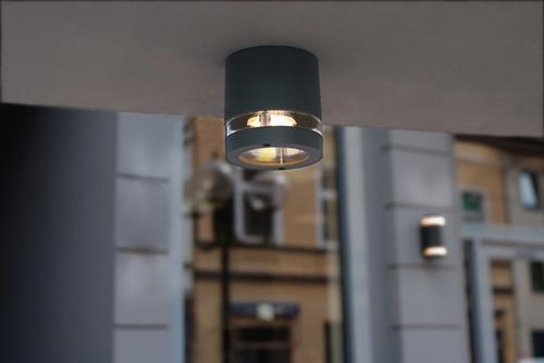Lutec FOCUS kültéri mennyezeti lámpa