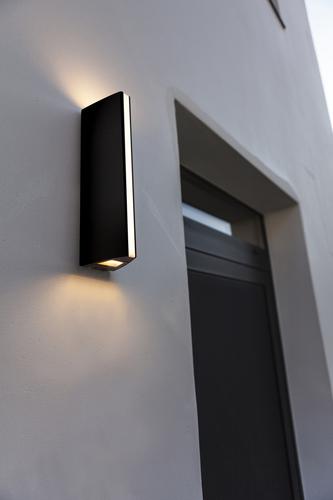 Stílusos, modern Lutec LEO kültéri fali lámpa