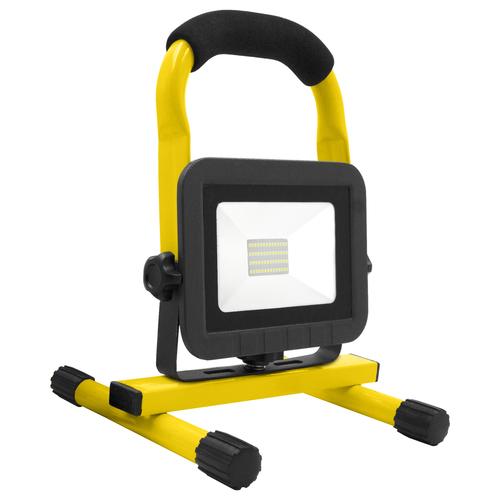 Hordozható LED reflektor 30W 2750lm 6400K