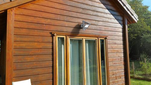 Kültéri napelemes lámpa Lutec ZETA mozgásérzékelővel