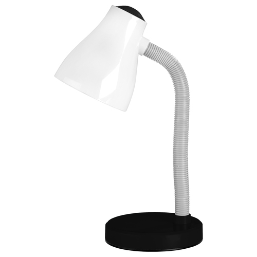 Asztali lámpa EVA 15W E27 Fekete