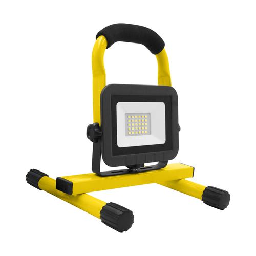 20W 6400K vékony hordozható LED reflektor