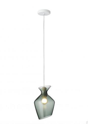 Függő lámpa Fabbian Malvasia F52 12W 20cm - Zöld - F52A0343
