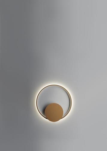 Fali lámpa Fabbian Olympic F45 45W 60.2cm 3000K - Bronz - F45G0176