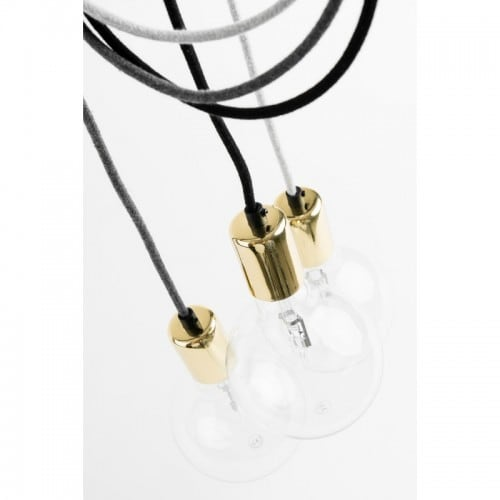 Loft Elite Line Gold medál lámpa