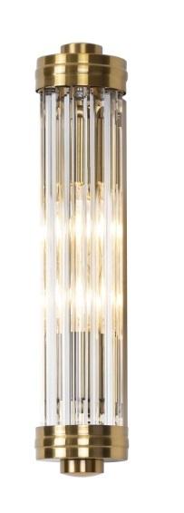 Firenze fali lámpa sárgaréz W0240 Max Light