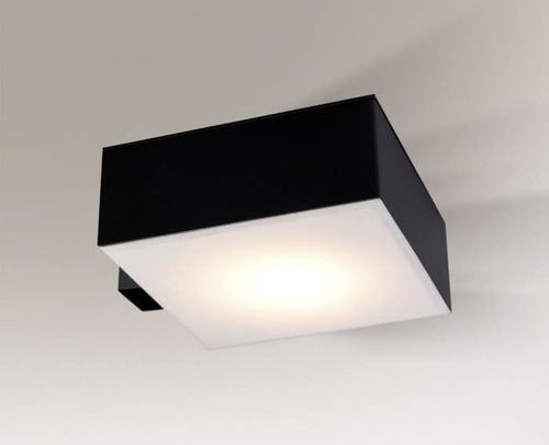 Szögletes mennyezeti lámpa Shilo Zama 8014 mennyezeti lámpa