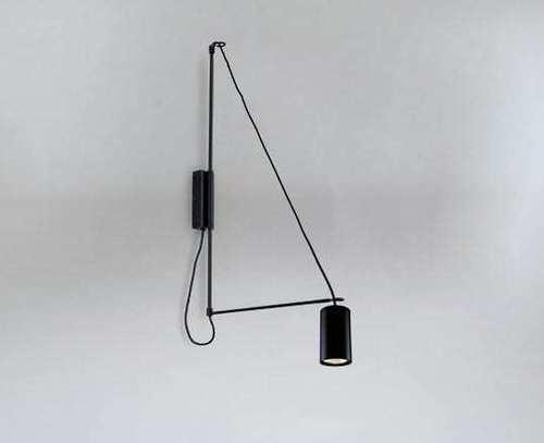 Loft lámpa kabe 9016 Shilo - DOHAR