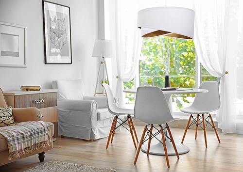 Fehér Elegance lámpa 60W E27 függő, velúr, arany