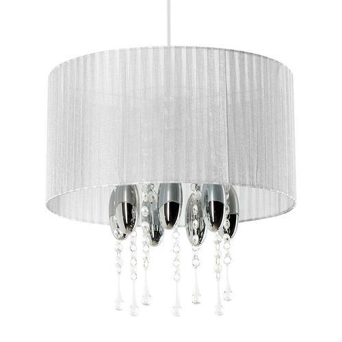 Modern medál lámpa Camilla White