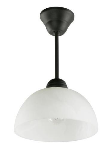 Klasszikus fekete cirkóniás lámpa