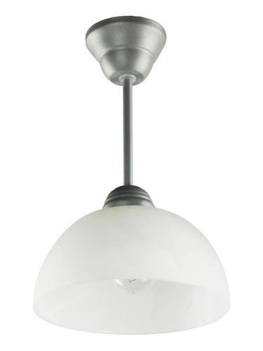 Klasszikus függő lámpa Cubic Cirkónia A szürke