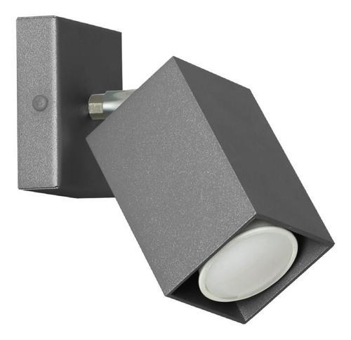 Modern fali lámpa Nero fekete