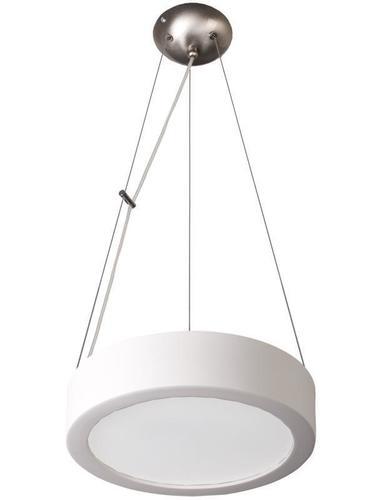 Modern függő lámpa Atena 36 fehér
