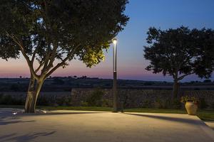 Platek kerti lámpa - TRIS COB LED 3000K small 2
