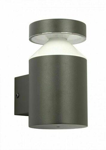 Modern kültéri fali lámpa Delta DL-K100 sötétszürke