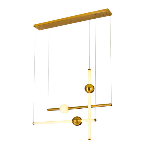 Modern Halling LED medál lámpa
