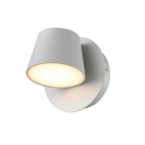 Fehér modern Kuola LED fali lámpa
