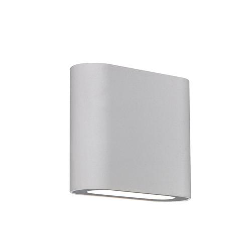 Modern fehér fali lámpa Ricky LED IP44