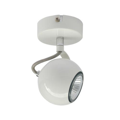Modern fehér reflektorfény Barker GU10