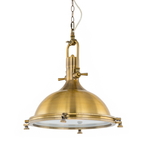 Bronz Madison E27 medál lámpa