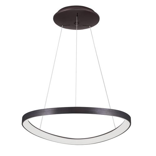 Barna Morfi LED medál lámpa