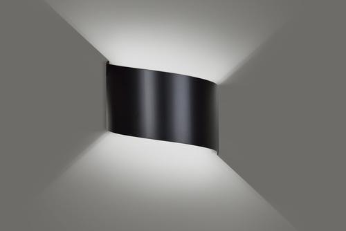 VERO BLACK fali lámpa