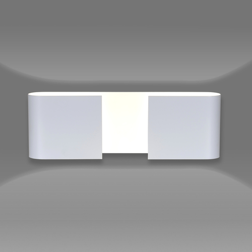 DUO WHITE fali lámpa