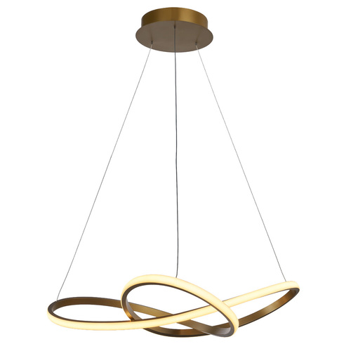 Vita LED arany medál lámpa