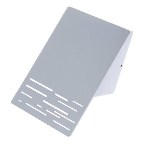 Homlokzati lámpatest 10 W LED fehér IP44