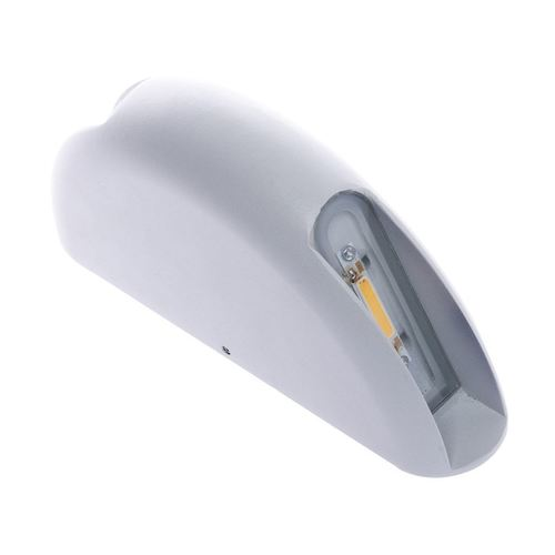 Fehér falú 6 W-os LED IP44 lámpatest