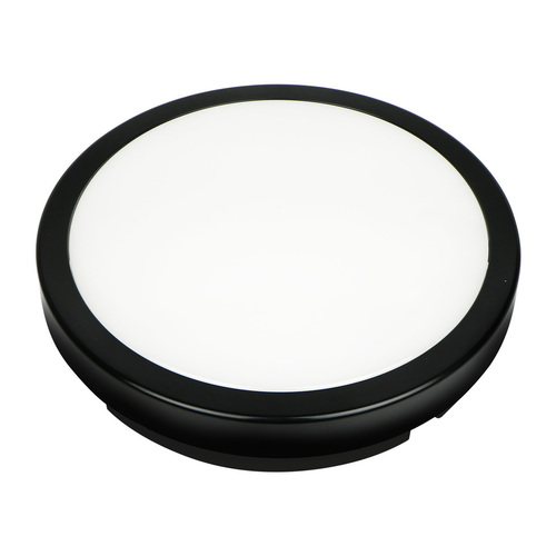 Fekete LED Plafond 18 W 3000 K Ip65 IP65